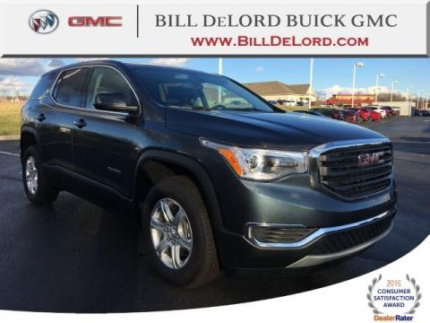 New 2019 GMC Acadia SLE FWD CROSSOVER