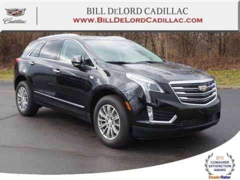 New 2018 Cadillac XT5 Luxury FWD FWD CROSSOVER