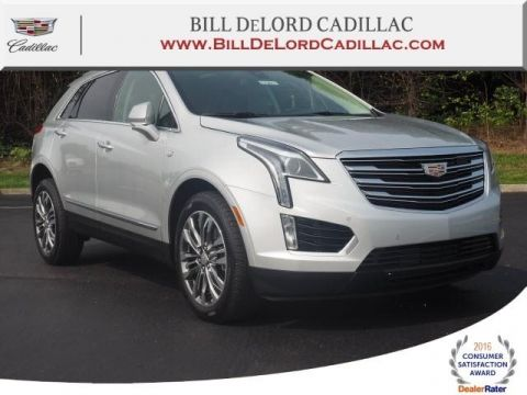 New 2019 Cadillac XT5 Luxury FWD FWD CROSSOVER
