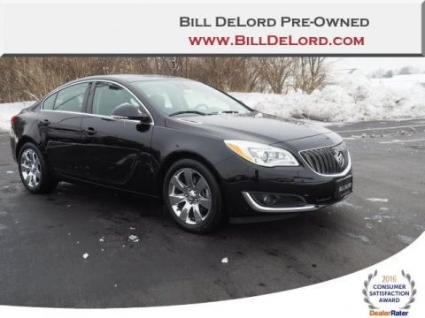 Pre-Owned 2016 Buick Regal PREMIUM II FWD 4dr Car