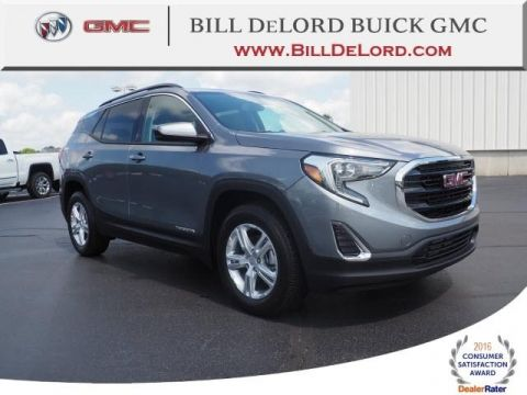 New 2019 GMC Terrain SLE FWD CROSSOVER