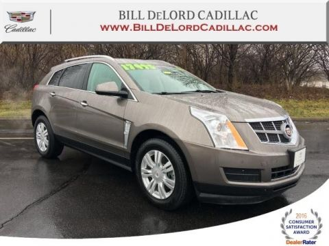 Pre-Owned 2012 Cadillac SRX LUXURY COLLECTION