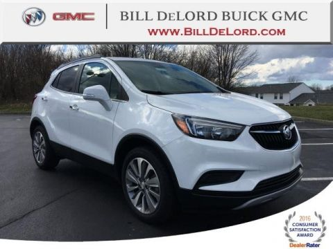 New 2018 Buick Encore Preferred FWD CROSSOVER