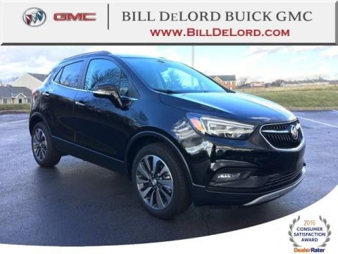 New 2018 Buick Encore Essence FWD CROSSOVER