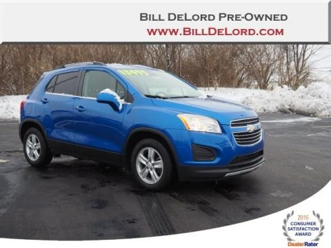 Pre-Owned 2015 Chevrolet Trax LT FWD Sport Utility