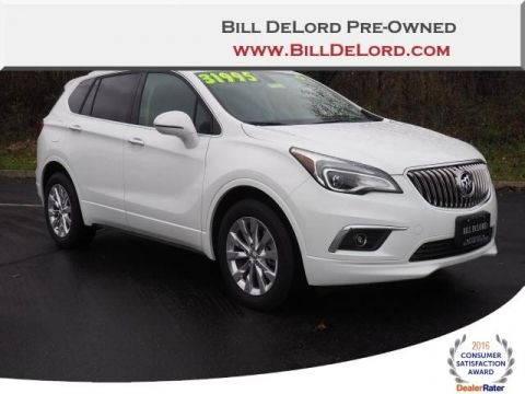 Pre-Owned 2018 Buick Envision ESSENCE FWD Sport Utility
