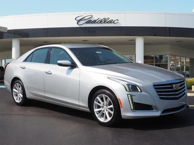 New 2019 Cadillac CTS Sedan AWD