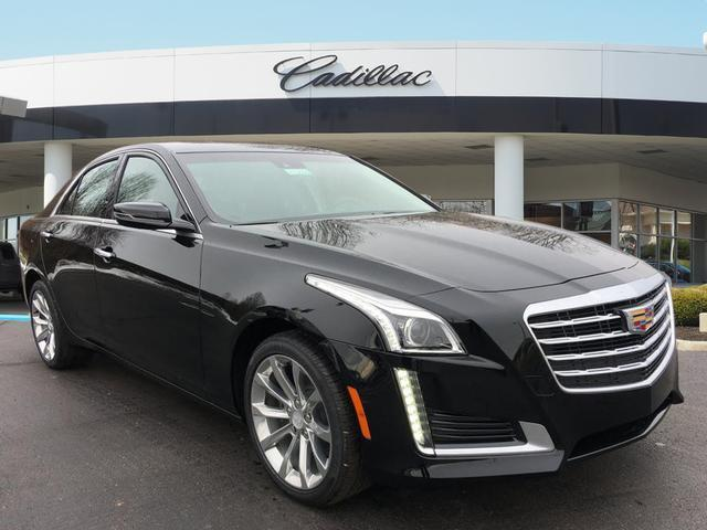 2017 Cadillac Cts 3 6 L Premium Luxury >> New 2019 Cadillac Cts Sedan Luxury Awd 4dr Sdn 3 6l Luxury