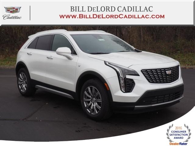 New 2019 Cadillac Xt4 Awd Premium Luxury Awd 4dr Premium Luxury Near