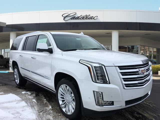 New 2019 Cadillac Escalade ESV Platinum SUV Near