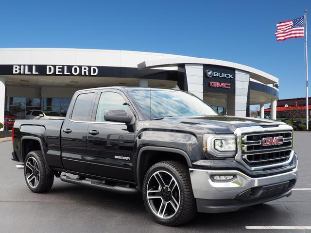 New 2019 GMC Sierra 1500 Limited SLE