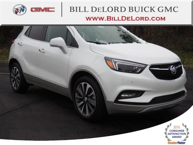 New 2019 Buick Encore Essence FWD CROSSOVER