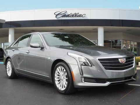 New 2018 Cadillac CT6 Luxury RWD