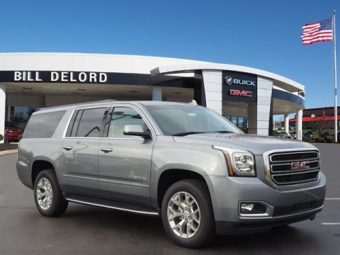 New 2019 GMC Yukon XL SLT Standard Edition