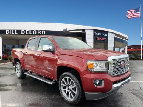 New 2020 GMC Canyon 4WD Denali