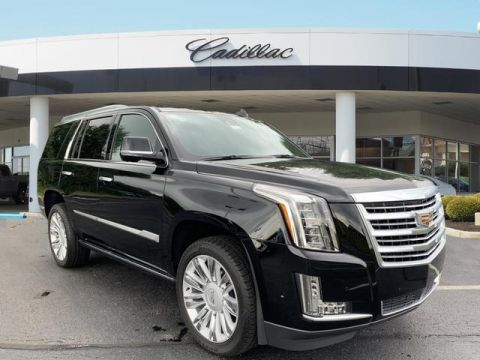 New 2020 Cadillac Escalade Platinum